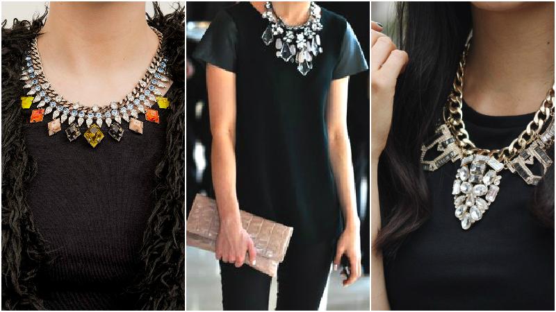 3 Conseils pour bien porter un collier